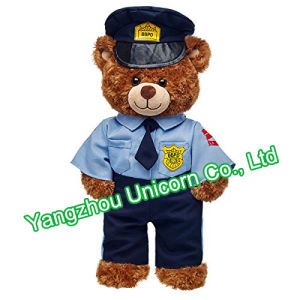 EN71 Luxury Fur Soft Stuffed Animal Bear Plush Toy pictures & photos