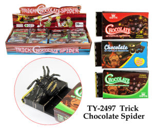 Trick Chocolate Spider pictures & photos