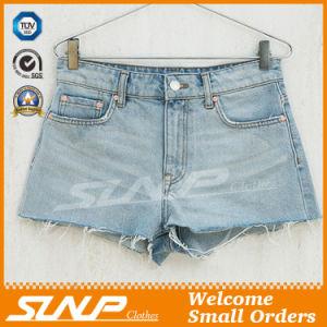 Hot Young Lady Denim Shorts Pant Clothes