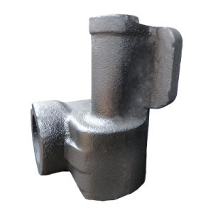 Grey Iron Sand Casting Iron Bracket with ISO 9001 pictures & photos