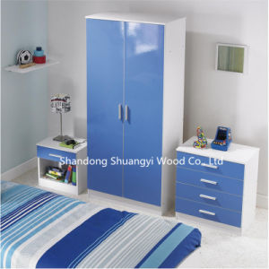 High Glossy Bedroom Furniture Sets From Factory pictures & photos