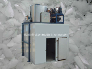 Flake Ice Machine for Fish and Meat Storage pictures & photos