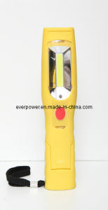 Rechargeable Magnetic Foldable Hook COB 3W LED Work Light (WL-1010)