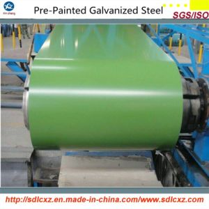 Pre-Painted Galvanized Steel Coil / PPGI (0.14--1.3mm) pictures & photos