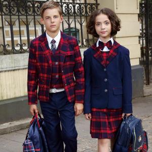 Winter Fashion Unisex Suits School Uniform pictures & photos