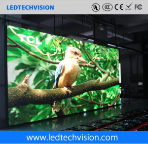 4k HD Television Wall Indoor Fixed Projects High Definition (P1.5mm, P1.6mm, P1.9mm) pictures & photos