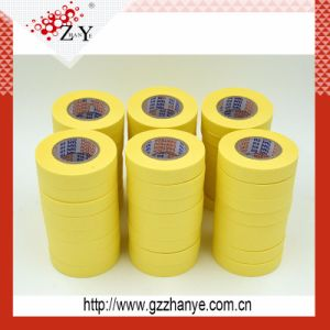 Yellow Masking Tape Heat Resist pictures & photos