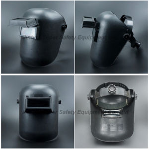 Flip up Welding Helmet with Welding Glass (WM401) pictures & photos