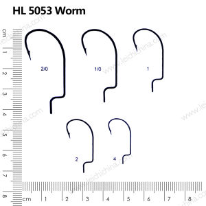 Best Seller Worm Fishing Hook pictures & photos