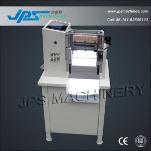 Jps-160 Conductive Cloth, Acerate Fabric and Acetate Cloth Cutting Machine pictures & photos
