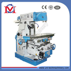 China Knee Type Universal ISO50 Milling Machine (X6432B) pictures & photos