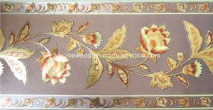Gold Foil Wallpaper Border (RS18015) pictures & photos