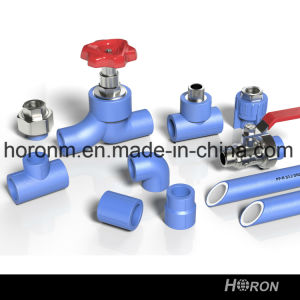 Water Pipe-PPR Pipe-PP Pipe-PPR Tube-Blue PPR Pipe-Plastic Pipe pictures & photos