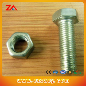 DIN 933 Hex Screw for Machine pictures & photos