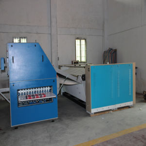 Automatic Hotel Laundry Equipment Bed Sheet Folding Machine (ZD3000-V) pictures & photos