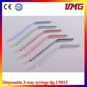 Dental Disposable Air Warter Syringe Tips/Dental Material pictures & photos