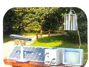Portable Solar Power System for Home Use pictures & photos