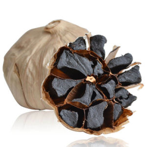 Losing Weight Anti-Aging Fermented Organic High Purity Black Garlic 900g/Bag pictures & photos