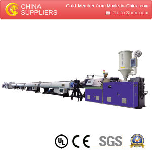 Professional Fashionable HDPE PE Water Pipe Extrusion Machine pictures & photos