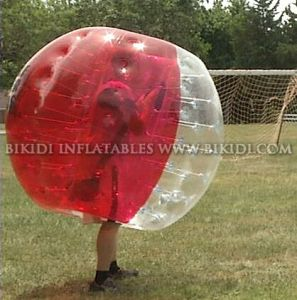 Bubble Soccer Ball, Body Zorb Ball for Football Games, Bubble Suit 1.2m 1.0mm TPU pictures & photos