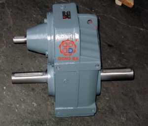 F Parallel Shaft Helical Gear Decelerator