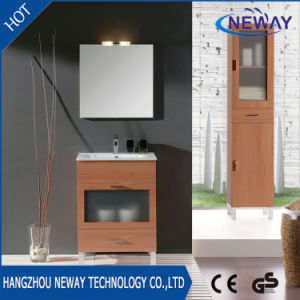 Wholesale Floor Standing Modern Bathroom Furniture Cabinet pictures & photos
