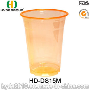 16oz Disposable Plastic Pet Cup with Dome Lid pictures & photos