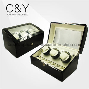 Newest Automatic Wooden Watch Winder Box pictures & photos
