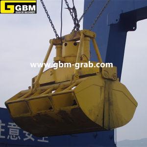 Electro Motor Hydraulic Quay Crane Grab pictures & photos