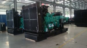 48kw/60kVA Soundproof Diesel Generator Powered by Perkins pictures & photos