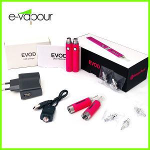 7 Colors Evod Starter Kit, Wholesale E Cigarette Evod pictures & photos