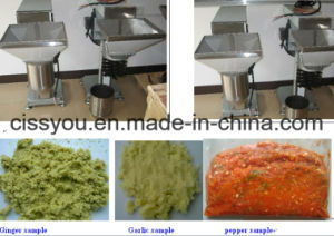 Ginger Onion Spinach Lotus Roots Garlic Grinder Mill pictures & photos