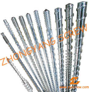 Film Blowing Screw Barrel Extrusion Screw Barrel Bimetallic Screw Barrel pictures & photos