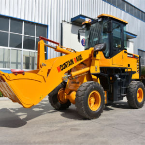 1.2 Ton Mini Wheel Loader for Sale pictures & photos