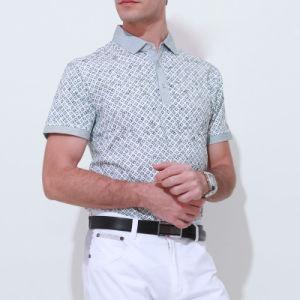 2016 Wholesale Men′s Design Your Own Sport Custom Men Polo Shirts pictures & photos
