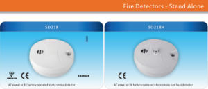 En14604 and CE Approved Stand Alone Smoke Detector pictures & photos