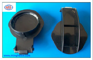 Black Plastic Injection Cap with ISO SGS