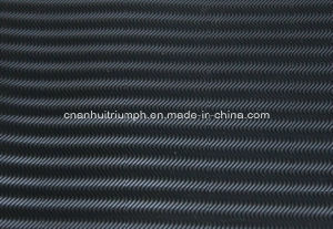 Black Shiny Rubber Sheet for Shoe Sole pictures & photos