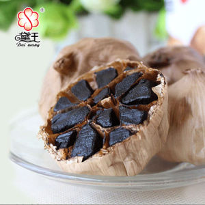 Losing Weight Anti-Aging Fermented Organic High Purity Black Garlic 600g/Bag pictures & photos