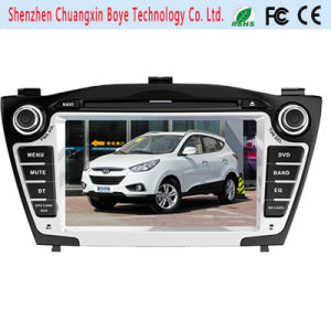 GPS Navigation System Car DVD Player for Hyundai IX35 pictures & photos