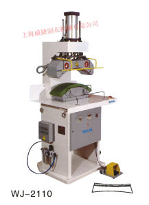 High Efficiency Whole Collar Press Machine with Super Ironing Effect (WJ-2110)