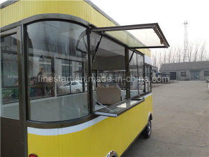 mobile Kiosk of Fast Food and Snacks pictures & photos