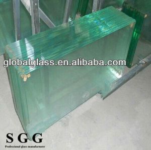 5-10mm Clear/Super Clear Tempered Glass with CE pictures & photos