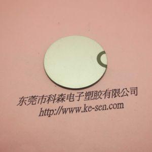 Ultrasonic Chip 50mm Coil Edge Dual Electrode Piezoelectric Ceramic Buzzer pictures & photos
