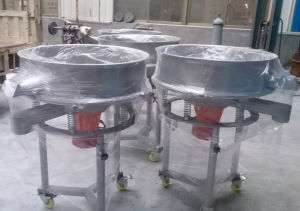 High Frequency Machine for Screening, Sieving, Grading, Sifting and Filtering pictures & photos