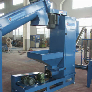 500kg/H Pet Plastic Recycling Machine