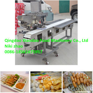 Candy Skewer Machine/Fruit Skewer Machine/Meat Skewer Machine pictures & photos