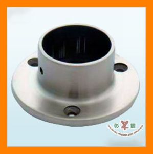 Stainless Steel Slotted Tube Base Plate pictures & photos
