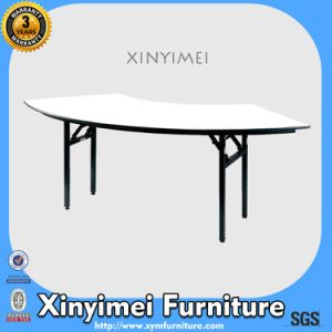 Semilune Table (XYM-T81) pictures & photos