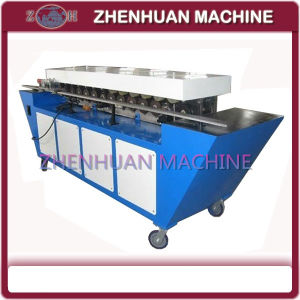 High Performance Tdf Flange Making Machine for Ventilation pictures & photos
